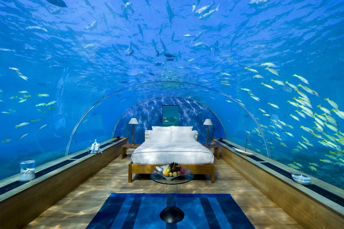 Bild zum Wellness-Angebot Conrad Malediven Wellness Urlaub