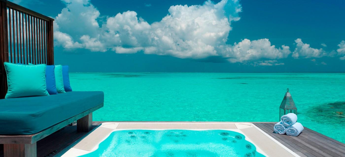 Conrad Hotel Maldives Beach Villa