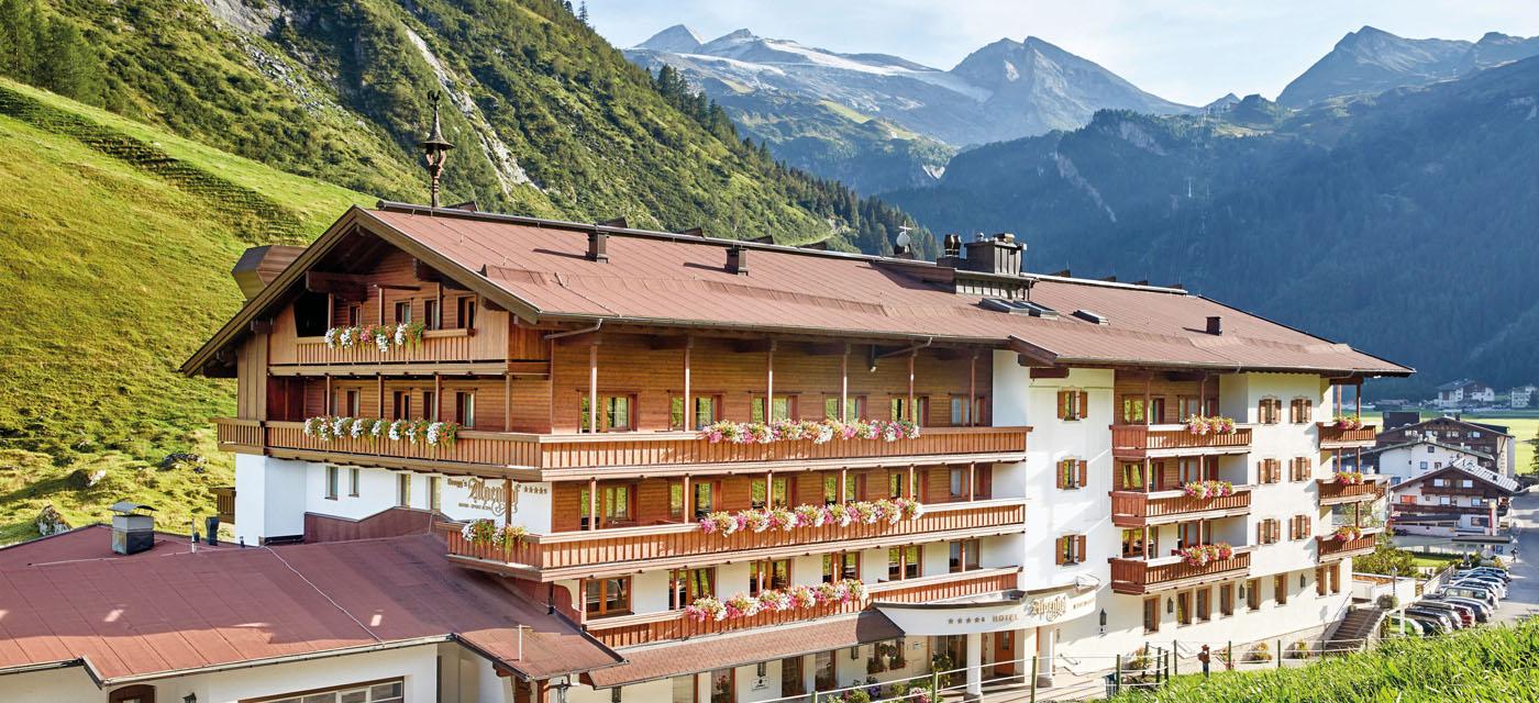 Thermal-Heilbad: Foto vom Wellnesshotel Hotel Alpenhof   Wellness Tirol