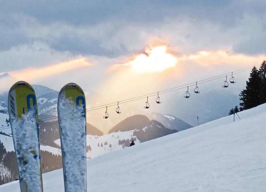 Bild zum Wellness-Angebot Skifahren & Rodeln