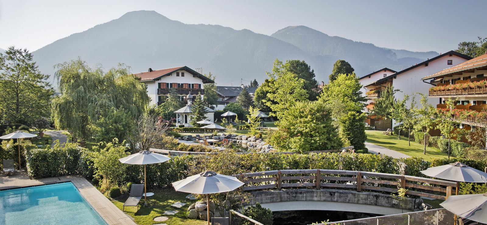 Spa & Resort Bachmair Weissach Bilder | Bild 1