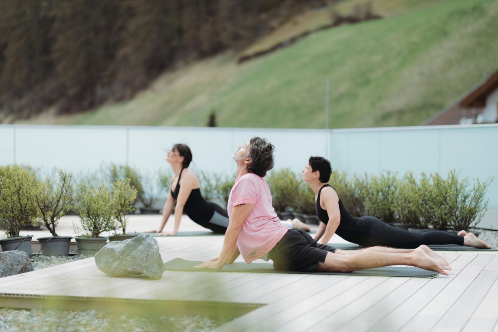 Edelstein-Sauna: Foto vom Wellnesshotel Bergland Hotel Sölden | Wellness Tirol