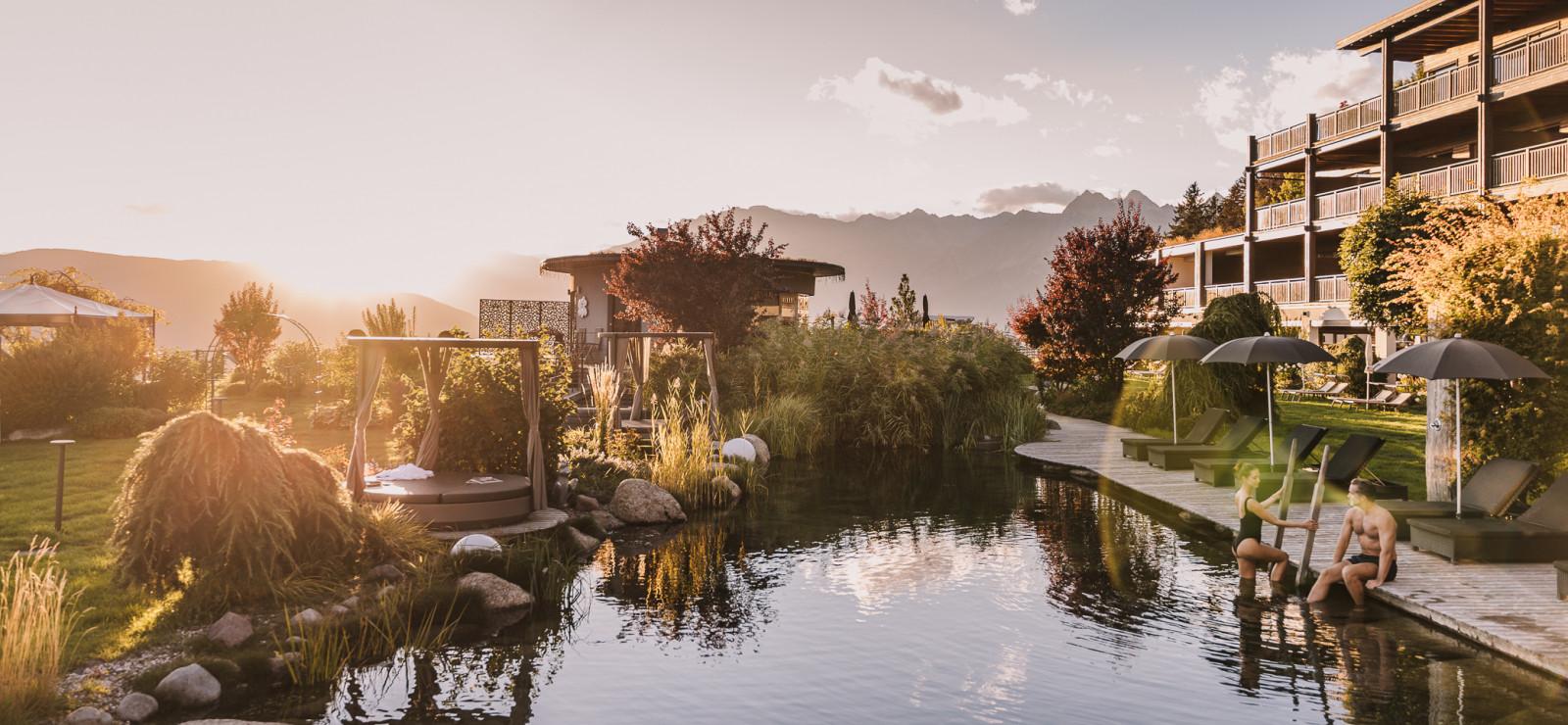 Wellnesshotels hafling s dtirol bewertungen f r for Design wellnesshotel sudtirol
