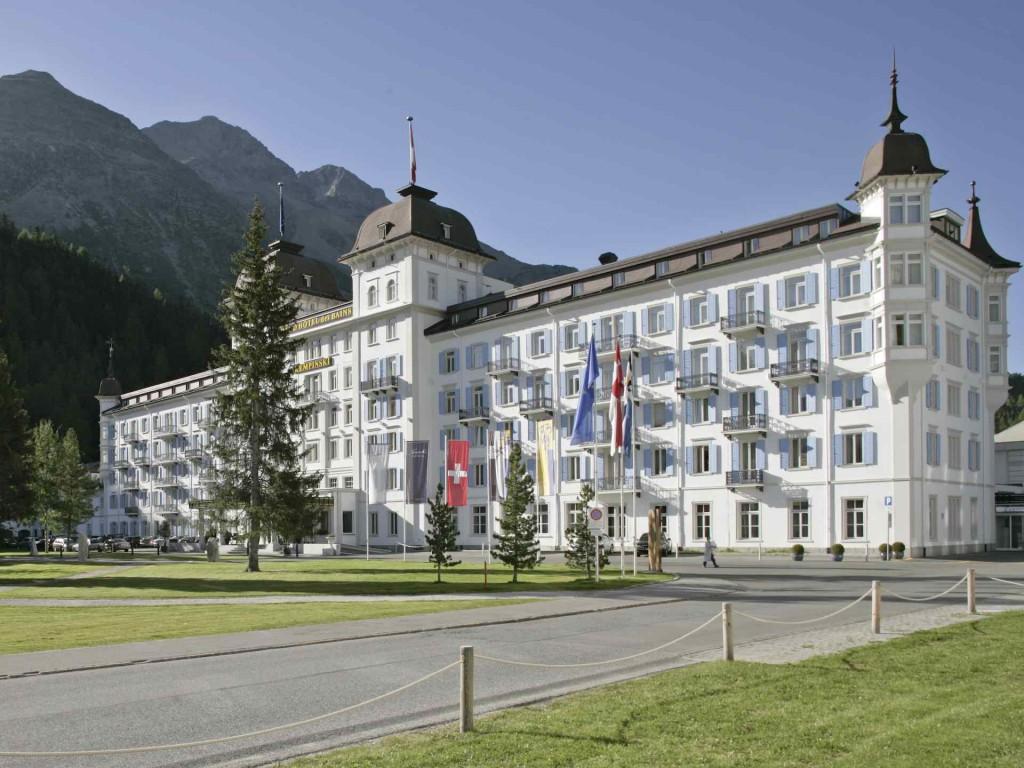 Kempinski grand hotel des bains st moritz hotelbewertung for Grand hotel des bain