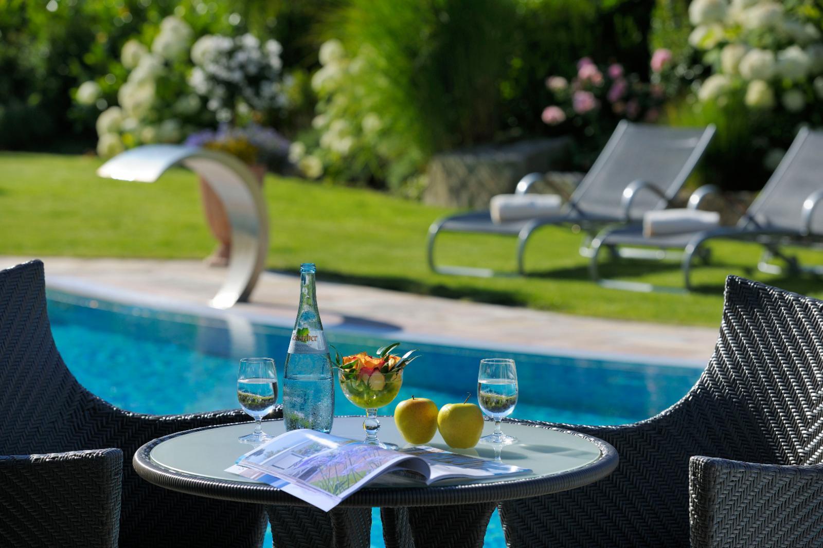 Rasulbad (auch Rhassoul): Foto vom Wellnesshotel Hotel Engel Obertal | Wellness Baden-Württemberg