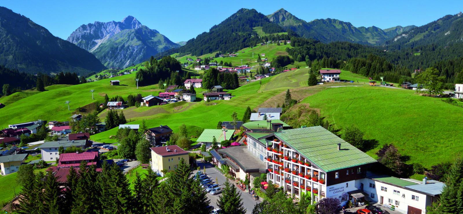 Hotel Erlebach Bilder | Bild 1