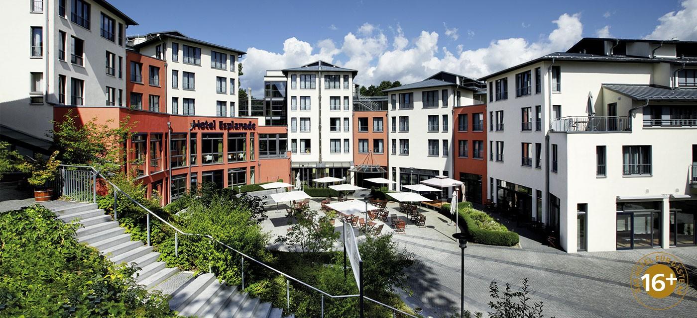 Hotel Esplanade Resort & Spa Bilder | Bild 1