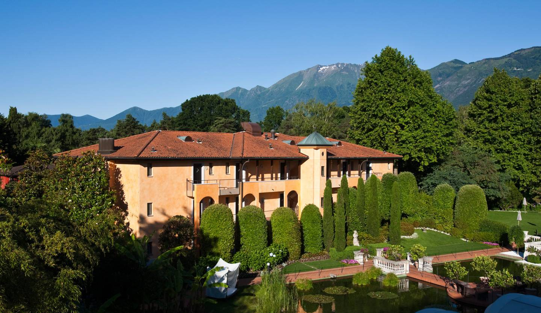 Hotel Giardino Ascona Bilder | Bild 1