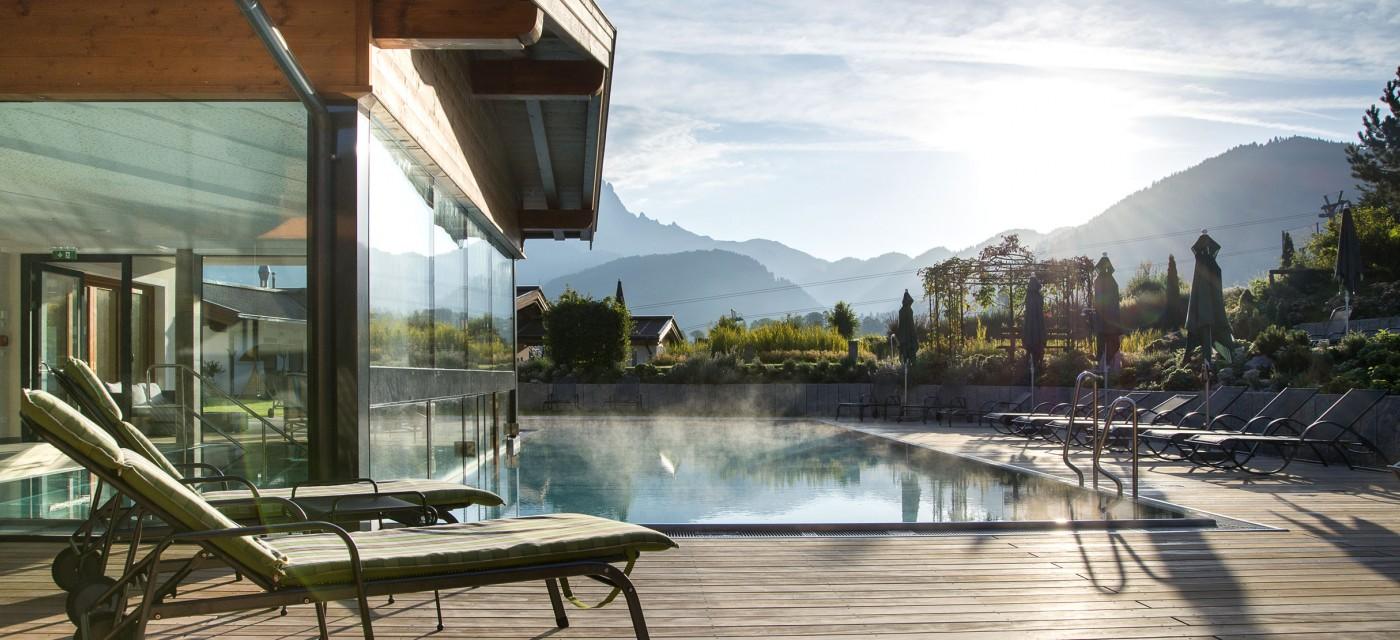 Wellnesshotels ellmau tirol die besten hotels for Design hotel achensee