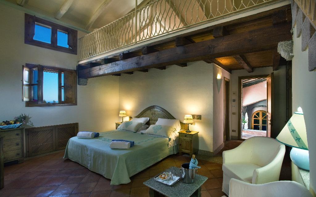Sauerstoffbehandlung: Foto vom Wellnesshotel Hotel Monte Turri - Luxury Retreat | Wellness Sardinien