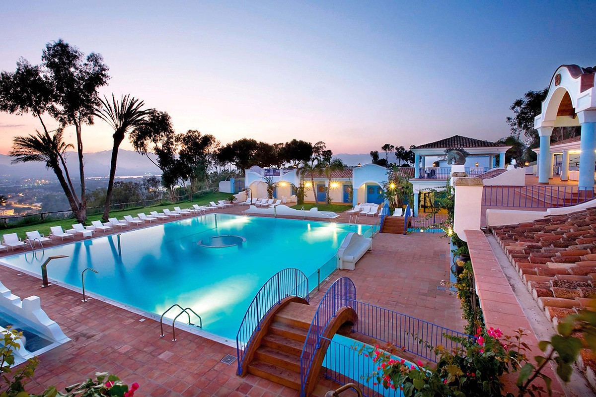 Wellnesshotel Hotel Monte Turri - Luxury Retreat | Arbatax, Tortolì (Ogliastra)