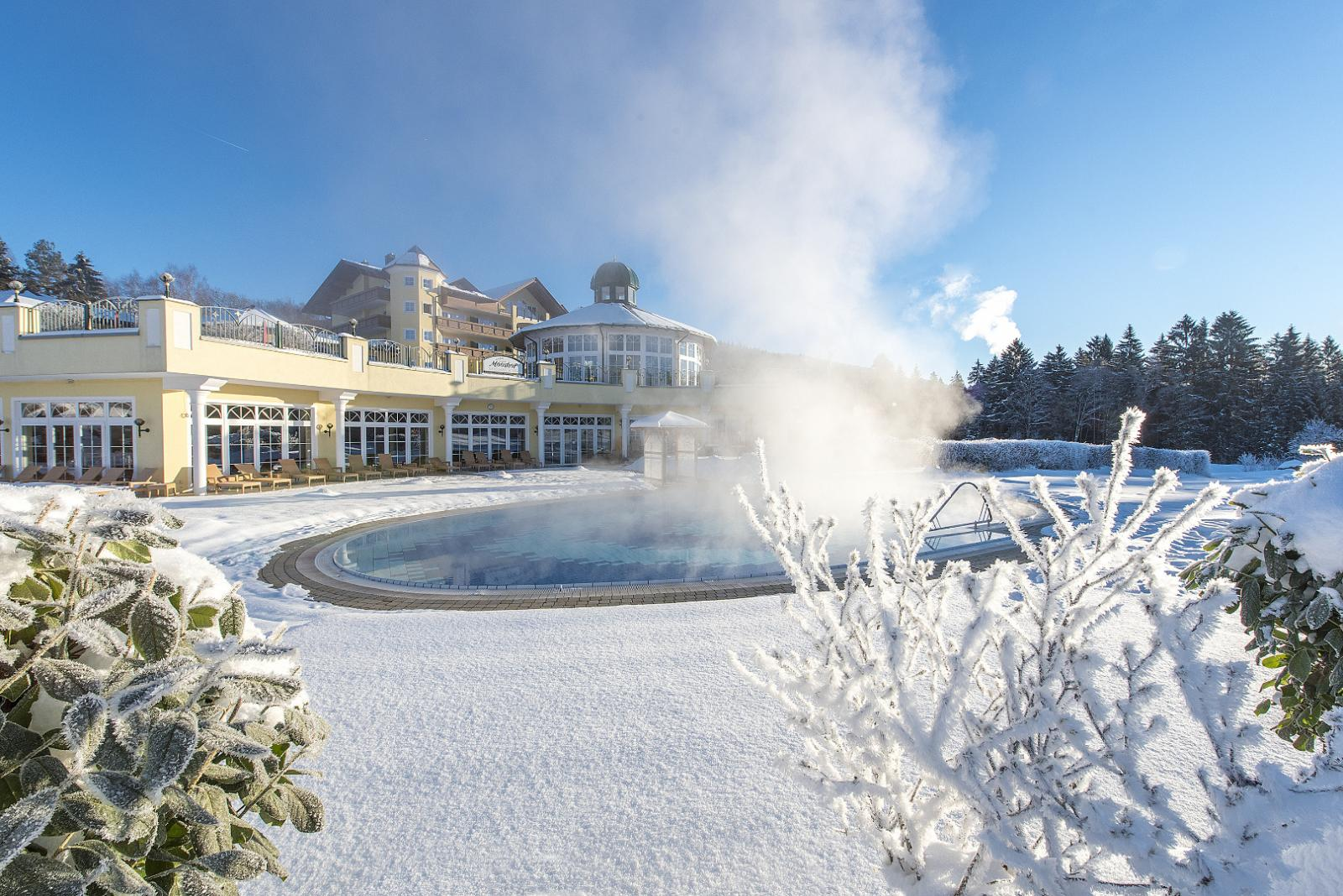 Ginseng: Foto vom Wellnesshotel Wellness & Spa Resort Mooshof   Wellness Bayern
