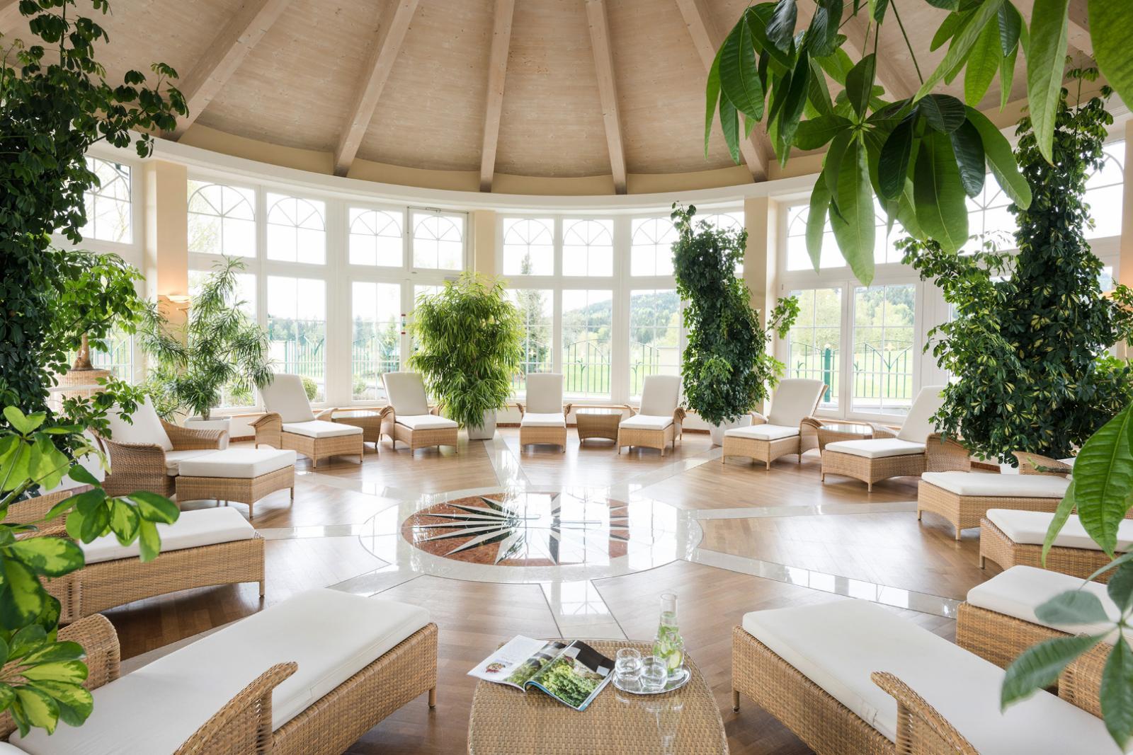Dampfbad: Foto vom Wellnesshotel Wellness & Spa Resort Mooshof | Wellness Bayern