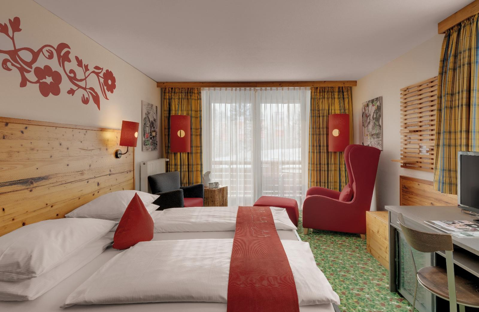 Homöopathie: Foto vom Wellnesshotel Hotel Oberstdorf | Wellness Bayern