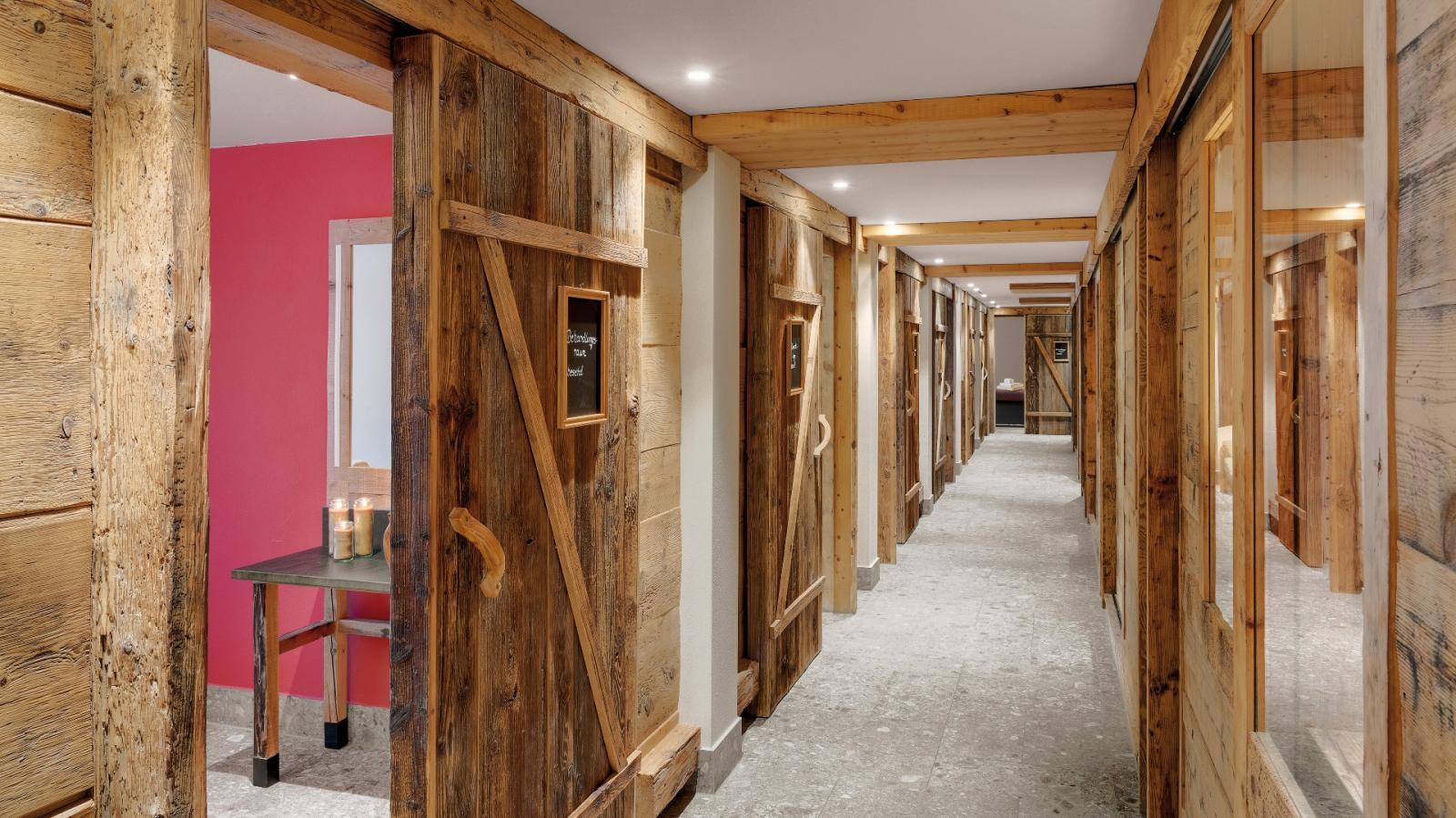 Wirbelsäulenbehandlung: Foto vom Wellnesshotel Hotel Oberstdorf   Wellness Bayern
