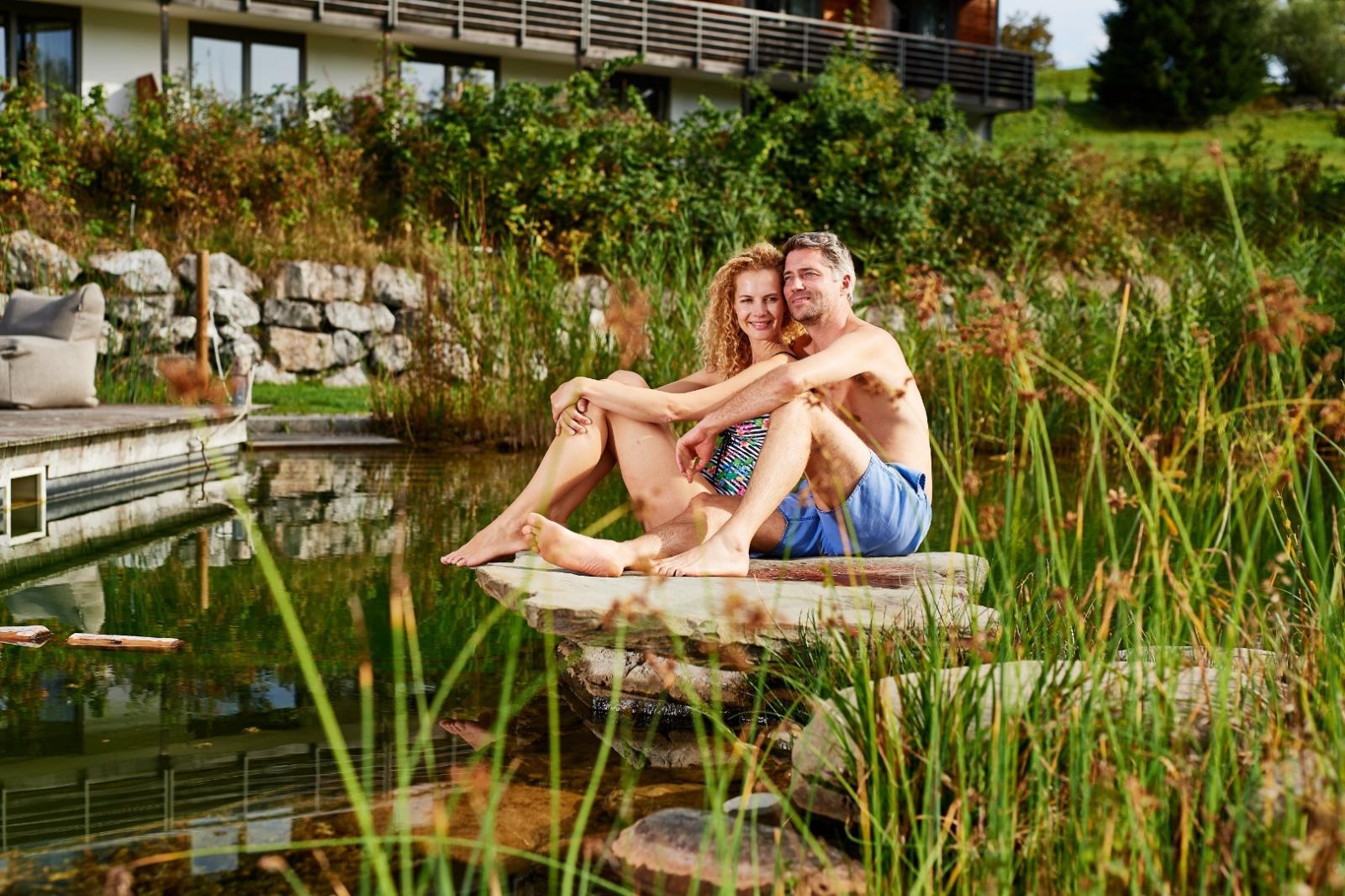 Balneotherapie: Foto vom Wellnesshotel Hotel Oberstdorf | Wellness Bayern