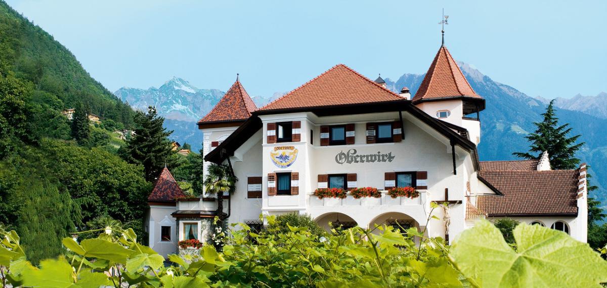 Www Hotel Oberwirt In Marling Ei Meran Italien