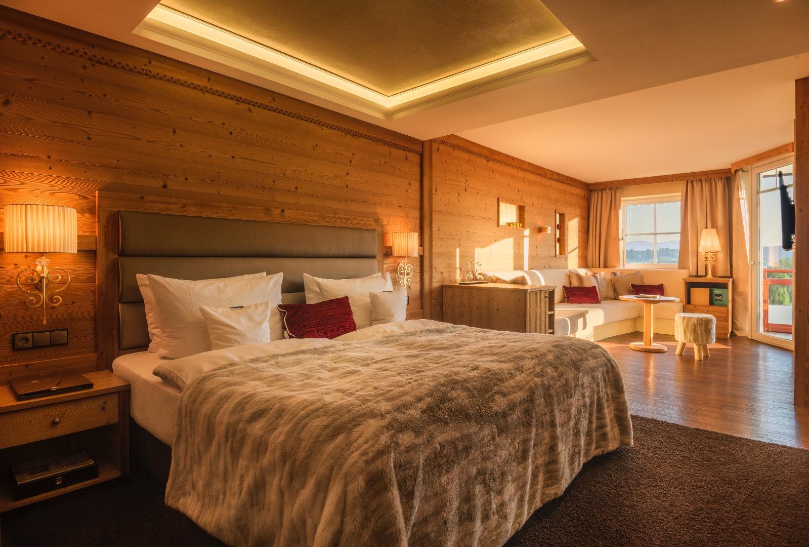 Modelage: Foto vom Wellnesshotel Relais & Châteaux Landromantik Hotel Oswald | Wellness Bayern