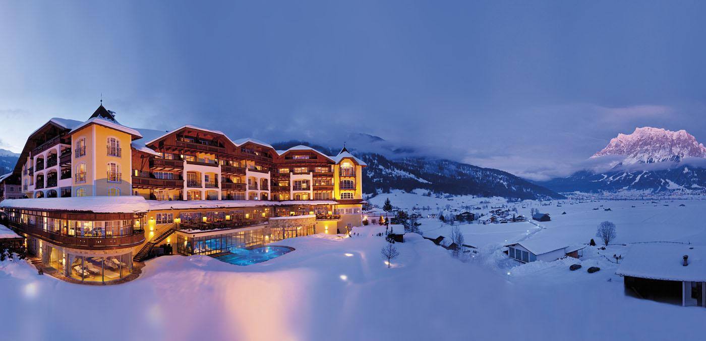 Akupunktur: Foto vom Wellnesshotel Alpine Luxury Hotel Post Lermoos****s | Wellness Tirol