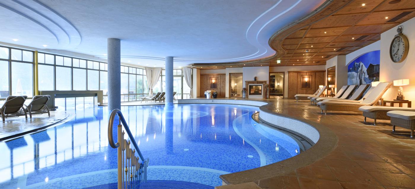 Udvarthana: Foto vom Wellnesshotel Alpine Luxury Hotel Post Lermoos****s   Wellness Tirol