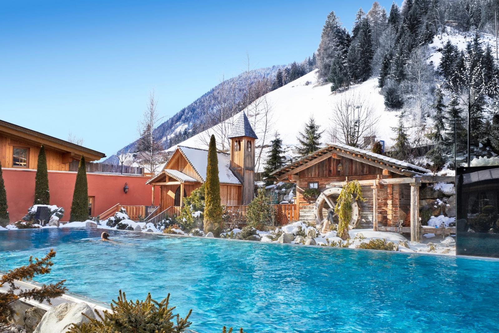Bild zum Wellness-Angebot Winterzauber zwischen Dolomiten & Alpen