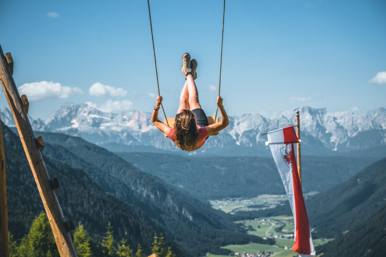 Bild zum Wellness-Angebot Dolomitenzauber & Almgaudi