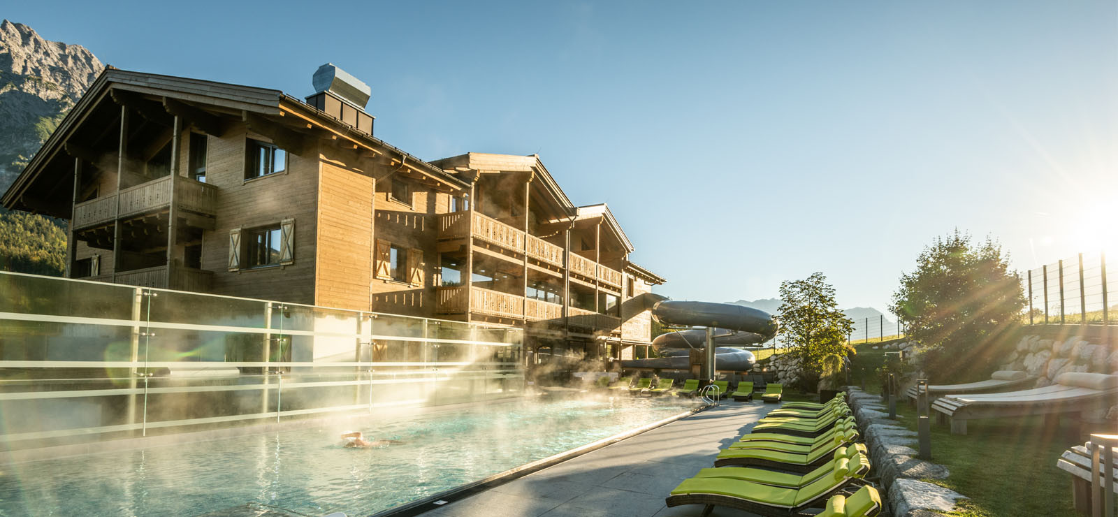 Wellnesshotel Good Life Resort die Riederalm ****R | Leogang
