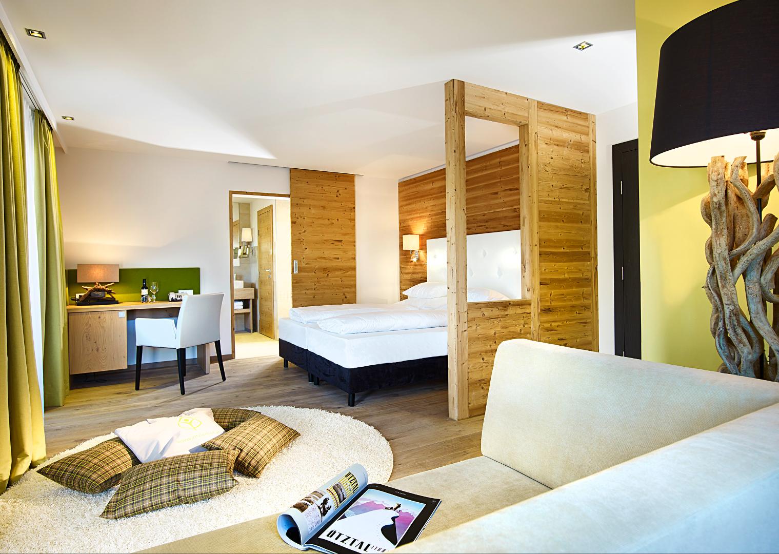Tai Chi: Foto vom Wellnesshotel Hotel Ritzlerhof****S | Wellness Tirol