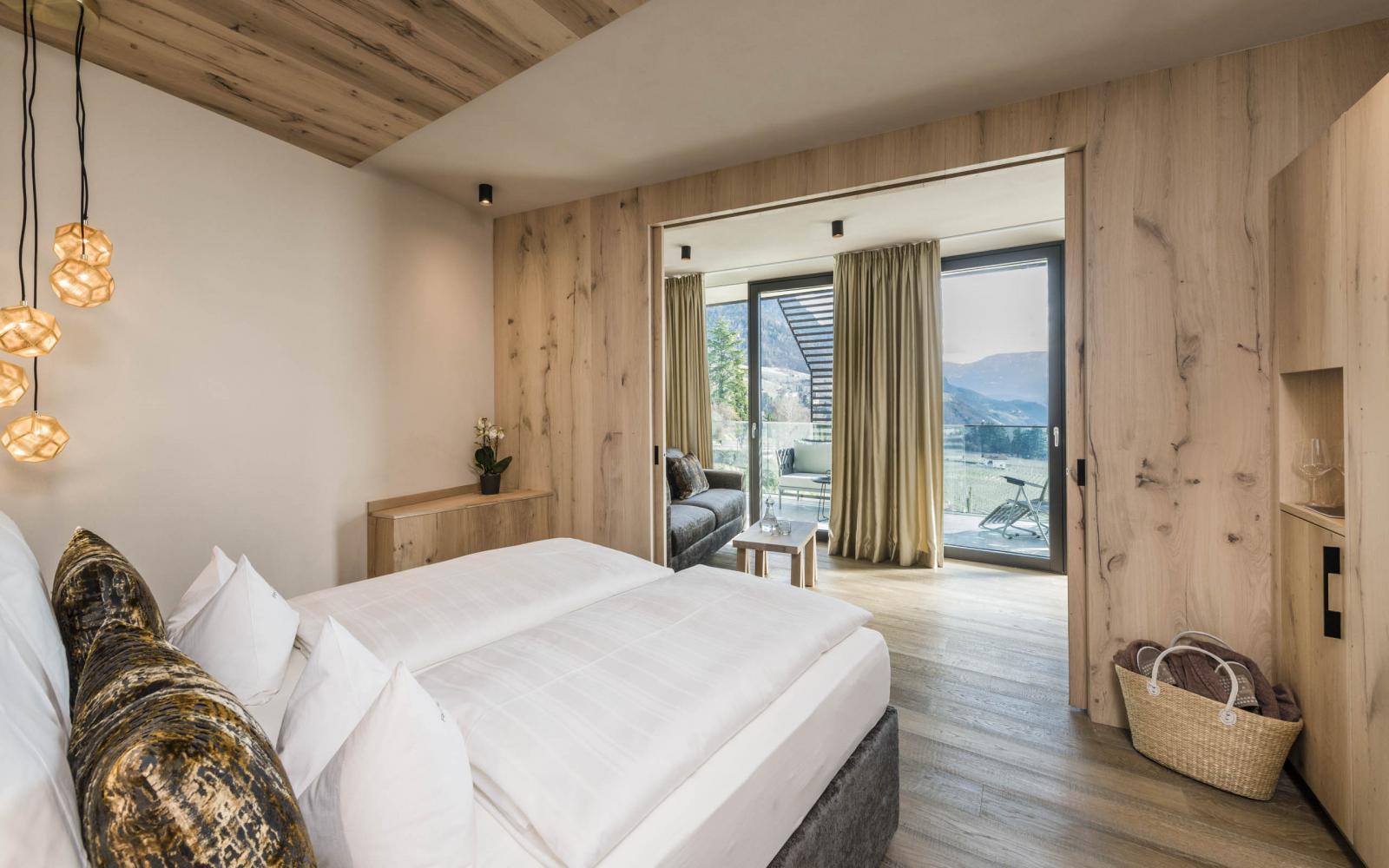 Körperpeeling: Foto vom Wellnesshotel Schenna Resort   Wellness Südtirol