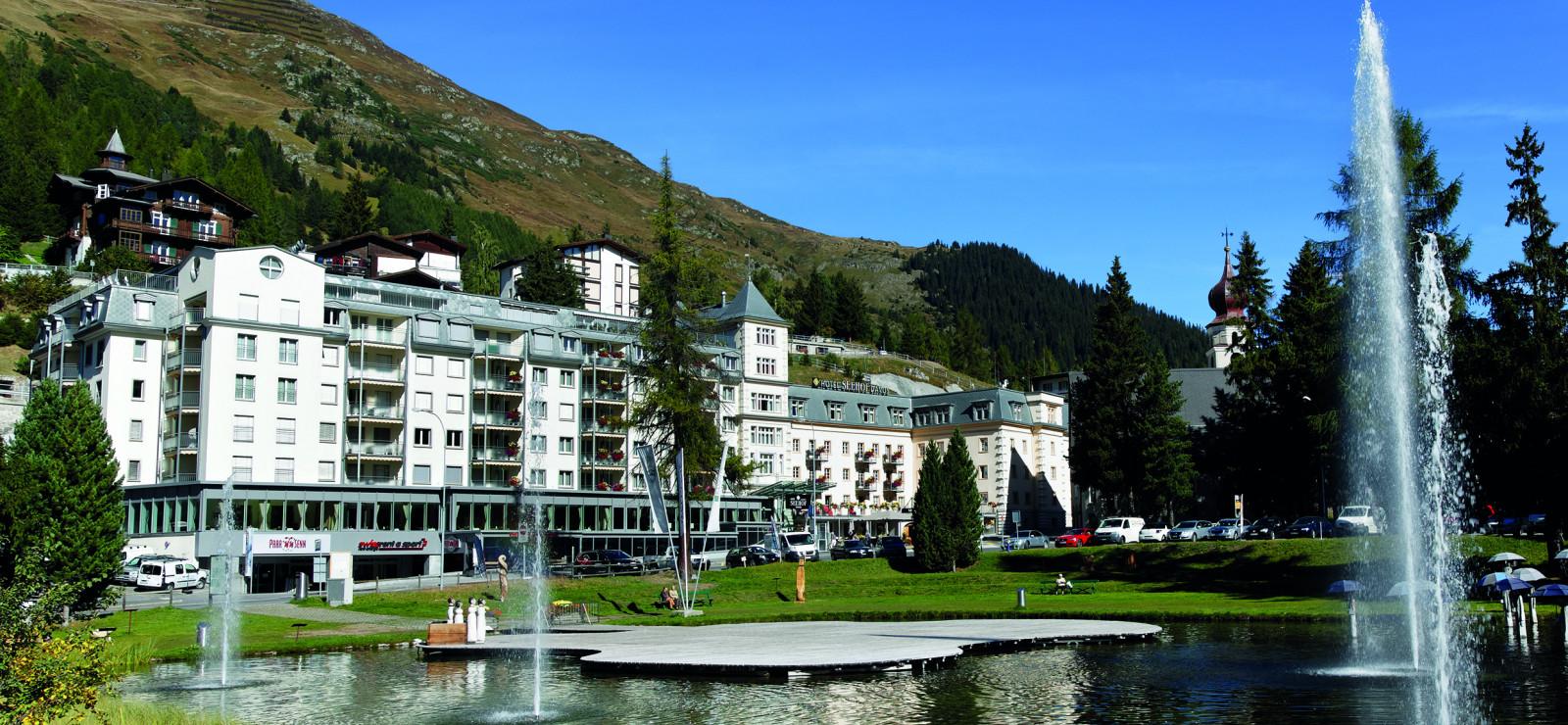 Hotel Seehof Davos Bilder | Bild 1