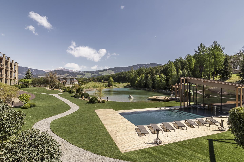 LaStone Therapie: Foto vom Wellnesshotel Seehof Nature Retreat  | Wellness Südtirol