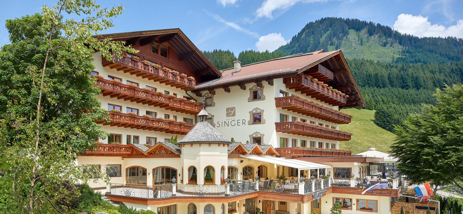 Hotel Singer – Relais & Châteaux ****S Bilder | Bild 1