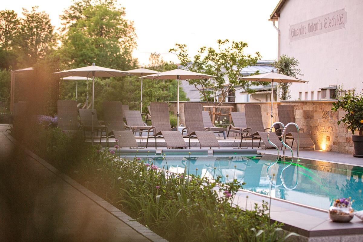 Heilerde Therapie: Foto vom Wellnesshotel Hotel St. Florian | Wellness Bayern