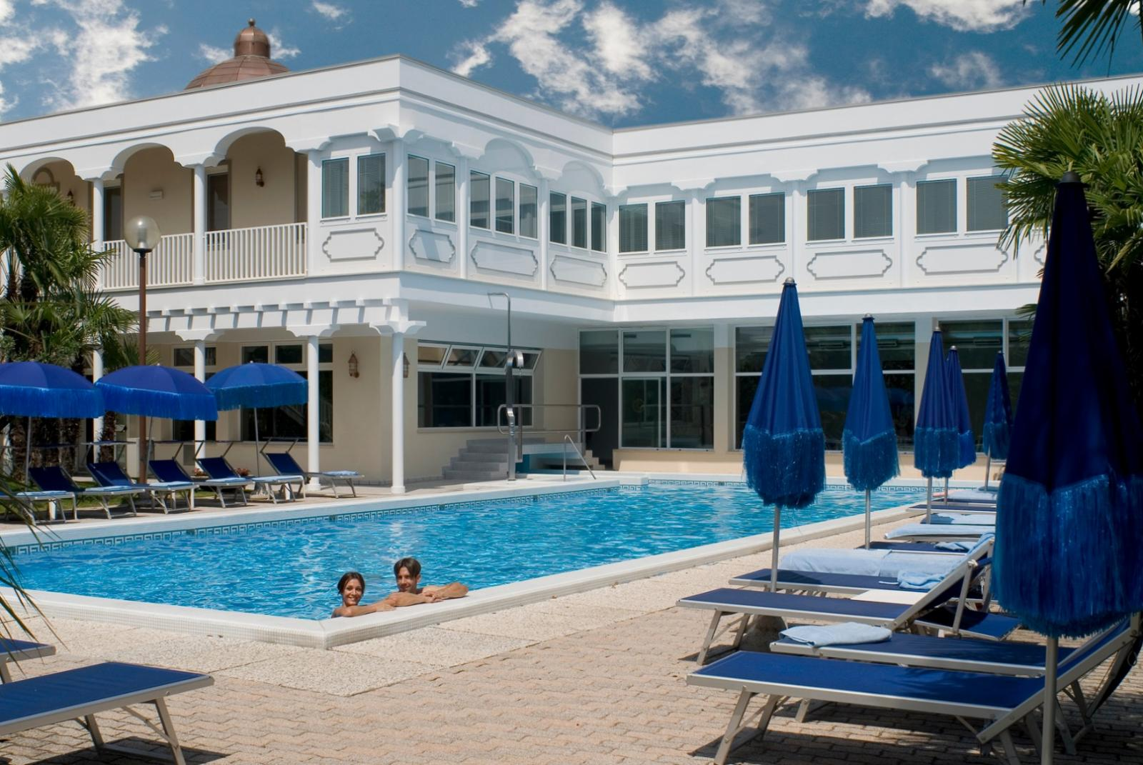 Hotel Metropole Abano Terme