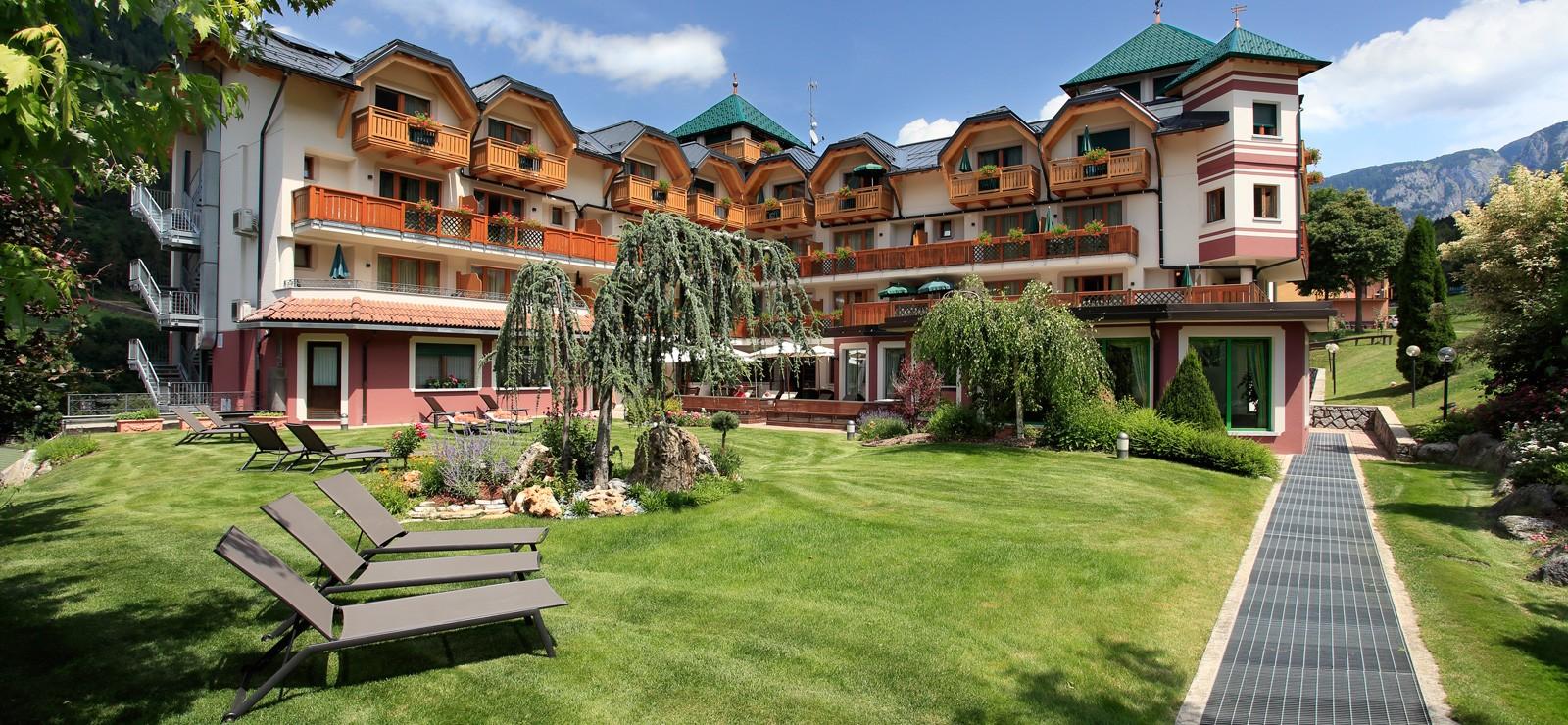 Tevini - Dolomites Charming Hotel Bilder | Bild 1