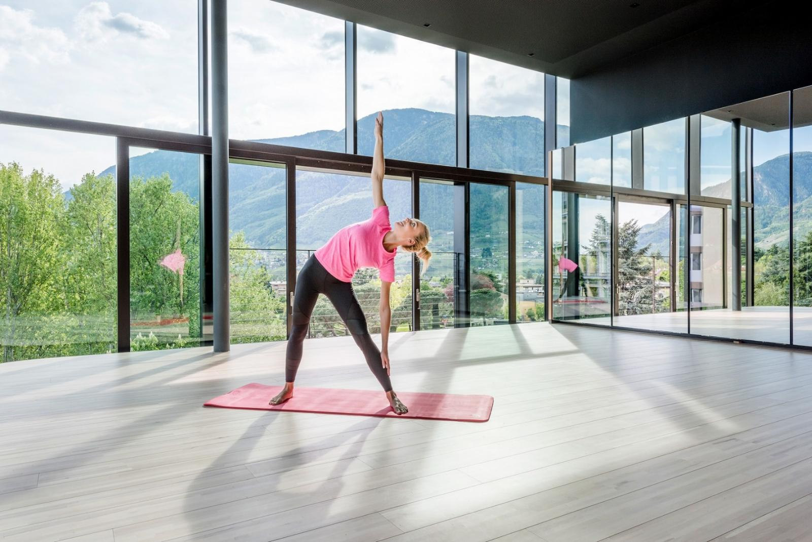 Bild zum Wellness-Angebot Yoga Auszeit