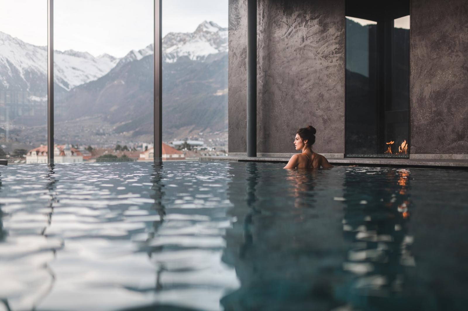 Laser-Therapie: Foto vom Wellnesshotel Hotel Therme Meran | Wellness Südtirol