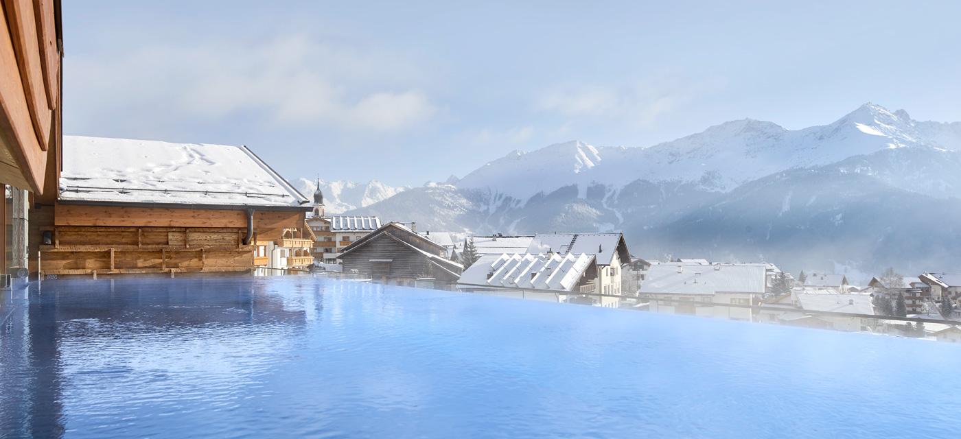 Psycho-Diät: Foto vom Wellnesshotel Hotel Tirol | Wellness Tirol