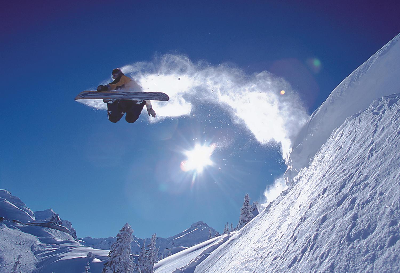Bild zum Wellness-Angebot Snowboard Weltcup Montafon 2019