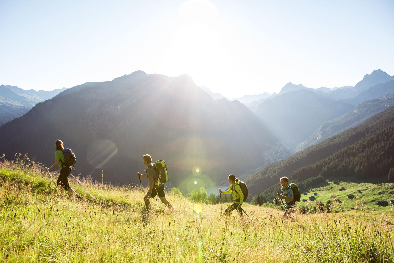 Bild zum Wellness-Angebot Genussreiche Wandertage