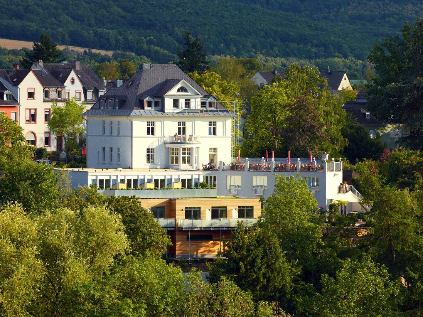 Hotel Villa Hügel » Trier » Hotelbewertung