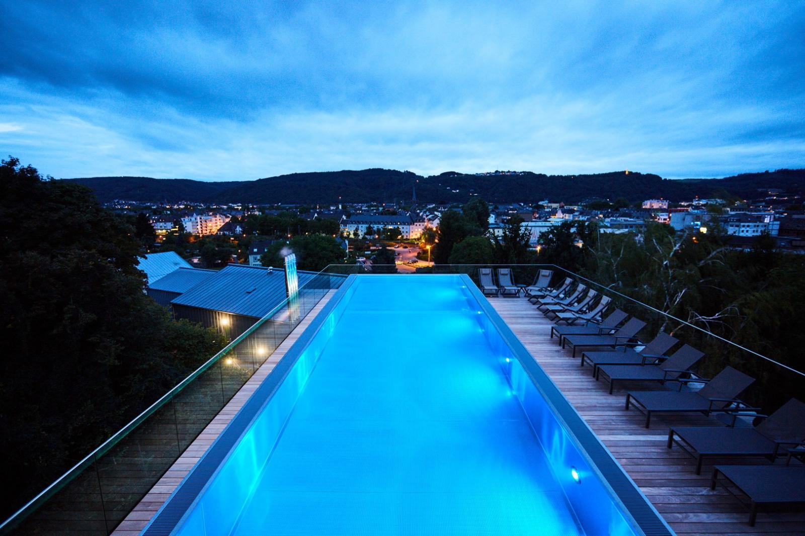 Hotel Villa Hügel » Wellness & Spa » Bewertung & Bericht