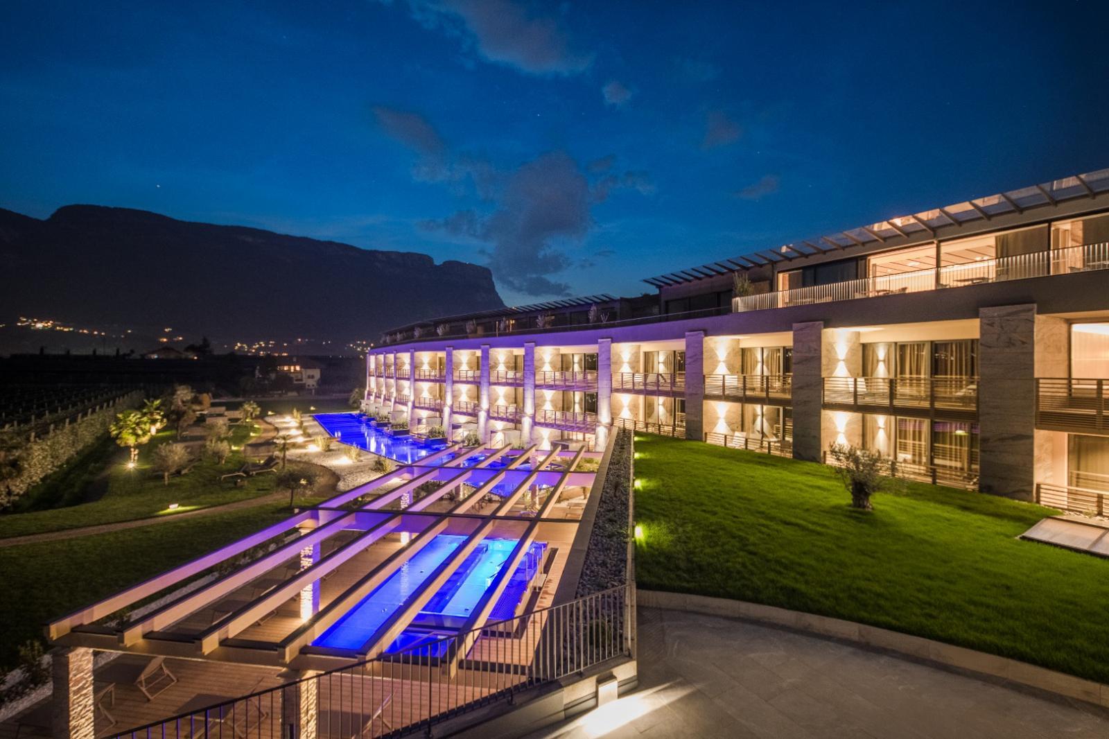 Massage: Foto vom Wellnesshotel Weinegg Wellviva Resort ***** | Wellness Südtirol