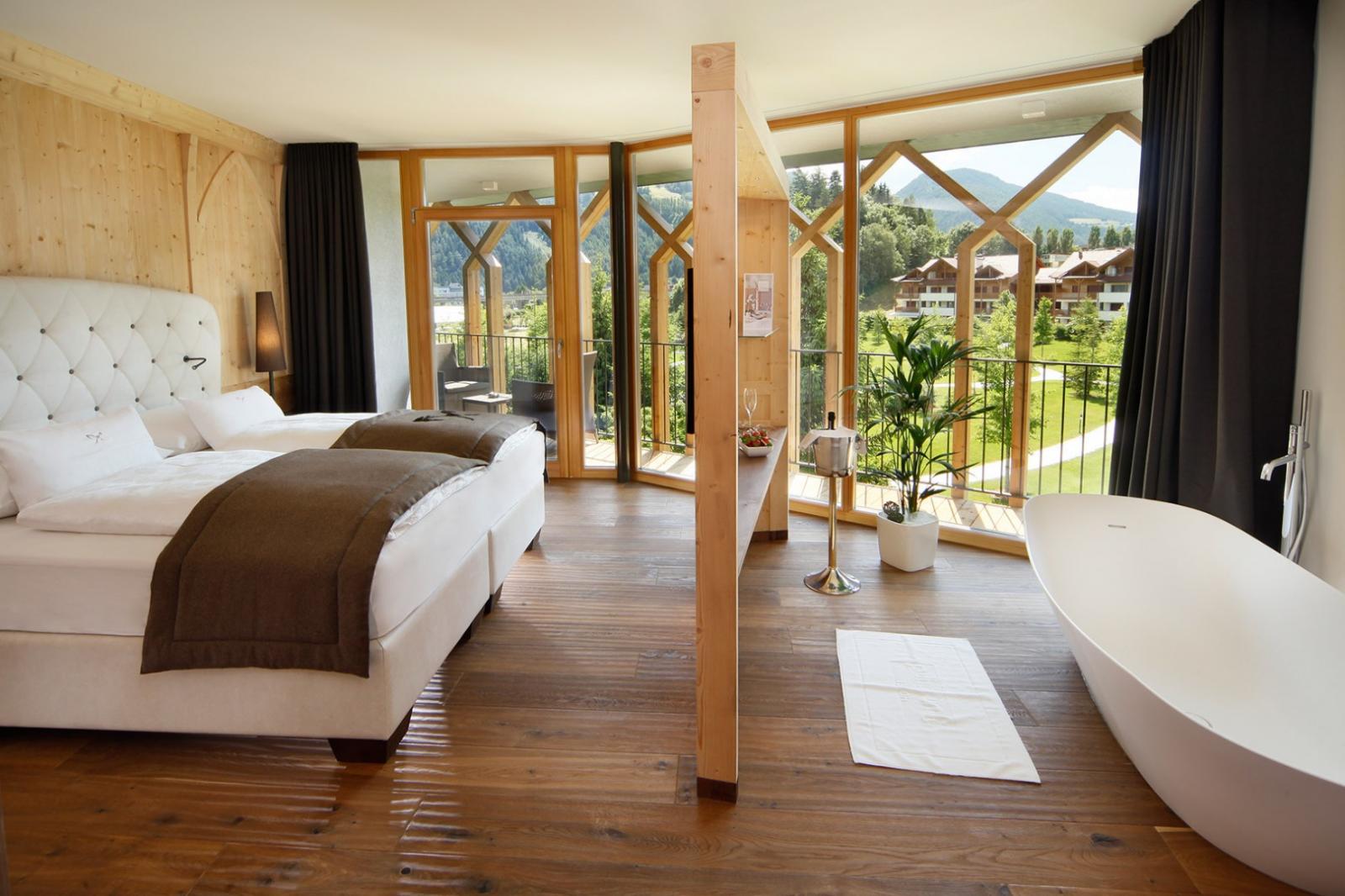Bioelektrische-Impedanz-Analyse (BIA): Foto vom Wellnesshotel Hotel Zum Engel | Wellness Südtirol