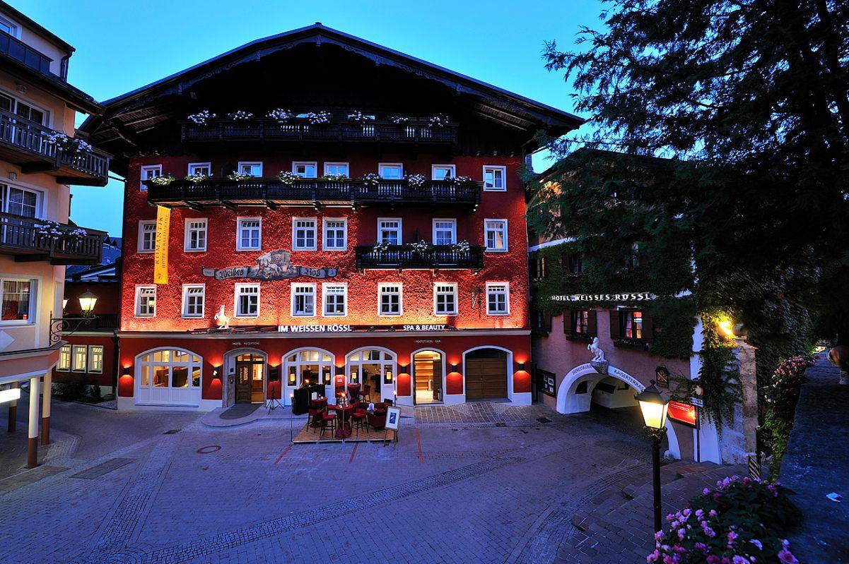 Biodanza: Foto vom Wellnesshotel Romantik Hotel Im Weissen Rössl   Wellness Oberösterreich