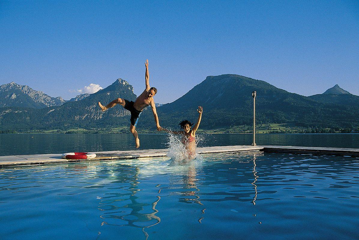 Bild zum Wellness-Angebot Sommerwoche am See