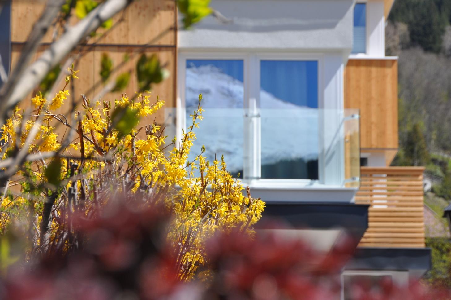 Edelstein-Sauna: Foto vom Wellnesshotel Impuls Hotel Tirol | Wellness Salzburger Land