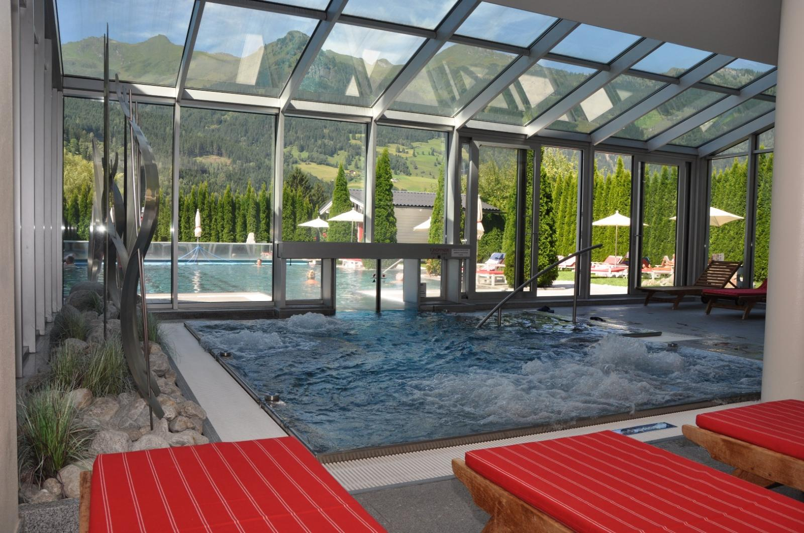 Hydrojet: Foto vom Wellnesshotel Impuls Hotel Tirol | Wellness Salzburger Land