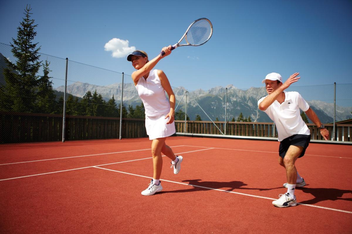 Bild zum Wellness-Angebot Tennis Special