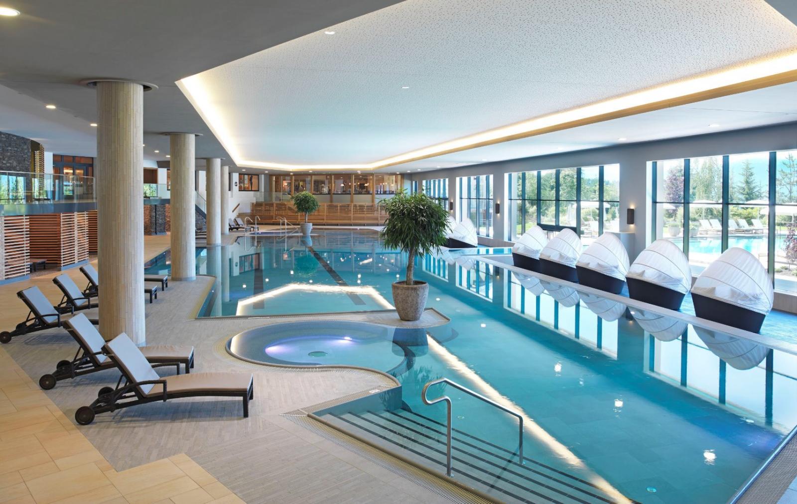 Udvarthana: Foto vom Wellnesshotel Interalpen - Hotel Tyrol GmbH | Wellness Tirol